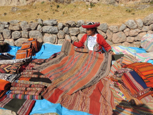 Chinchero Inca Sacred Valley