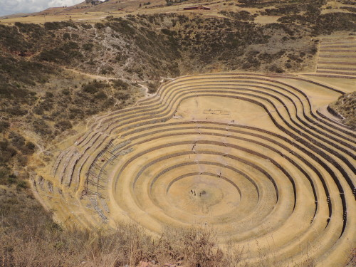Moray & Maras Inca Sacred Valley